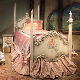 Guinevere Four Poster Bed