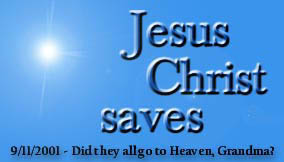 Jesus Christ Saves