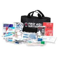 168-piece first-aid and survival kit