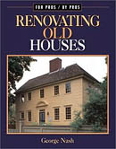 Renovating Old Houses book